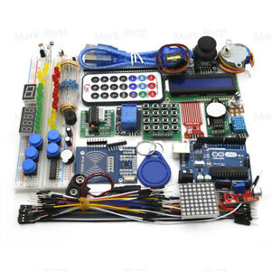 RFID Learning Starter Kit Set For Arduino R3 Upgraded Version Learning Suite UK