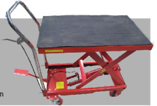SCISSOR LIFT - 226 kgs PART NO. WH7540A