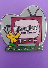 Pluto Disneyland First Airing Ds Countdown to the Millennium Series #67 Pin