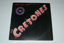The Cretones~Thin Red Line~PROMO~With Printed Inner Sleeve~FAST SHIPPING!