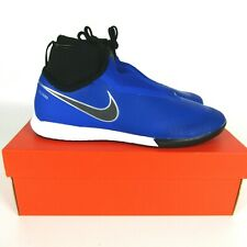 Nike React Phantom Vsn Pro Df Ic Ao3276-400 Soccer Shoes Indoor size 11 Acc