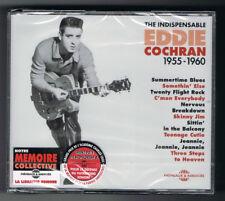 EDDIE COCHRAN - THE INDISPENSABLE1955-1960 - 3 CD SET - 70 TRACKS - NEUF NEW NEU