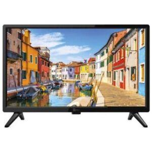 """TeleSystem Palco 19 LS10 TV 19"""" LED HD DVB-T2 S2 Doppia Alimentazione 220V 12V"""