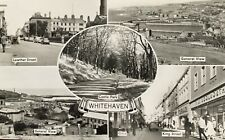 Whitehaven RP multiview Postcard
