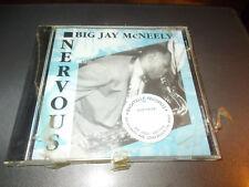 BIG JAY MCNEELY CD NERVOUS BRAND NEW SEALED