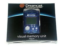 Tarjeta de memoria de VMU Visual Memory Unit para Sega Dreamcast azul Blue (dc0009)
