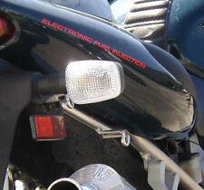 CLEAR Rear Turn Signal Lens Kit - Hayabusa Katana SV