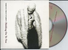 TERENCE TRENT D'ARBY - Holding on to you CD SINGLE 2TR EU CARDSLEEVE 1995