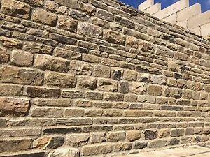 Yorkshire Stone Random Backings Walling
