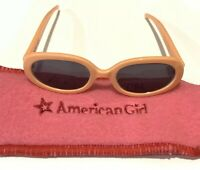 American Girl Doll Molly's Coral Sunglasses Accessory To 1944 Swimsuit Set Only