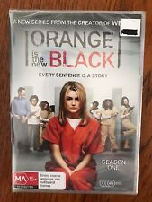 Orange Is The New Black: Season 1 DVD Region 4 New & Sealed