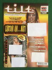 TILT n.18/2004 (ITA) BELLADONNA Rivista Magazine sexy adult Vintage