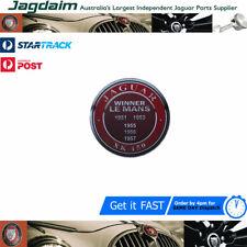 Trunk Badge HJA5980BA New Jaguar XK8 1996 TO 2002 Rear Rh Chrome Boot