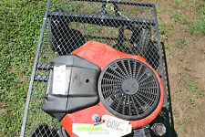 Tecumseh 20 HP V Twin Vertical Shaft Mower Engine Motor TVT691 From Yard Machine