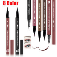 Waterproof Liquid Eyeliner Eyebrow Eye Pen Pencil Makeup Beauty Cosmetic~