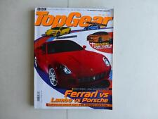 Top Gear Magazine #151 April 2006  Ferrari 599GTB Lambo Murcielago Porsche 911