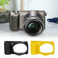 Soft Camera Cover Silicone Rubber Protector Skin Case for Sony A5000 A5100