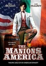 Manions of America 0741952713494 With Pierce Brosnan DVD Region 1