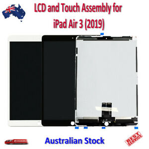 LCD and Touch Screen Assembly for iPad Air 3