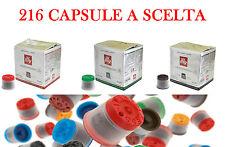 ILLY Caffè Iperespresso Arabica 100% GUSTI A SCELTA 12 confezioni da 18 capsule