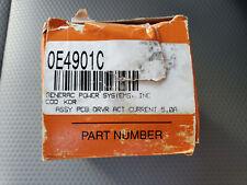 GENERAC 0E4901C PCB DRIVER ACT.