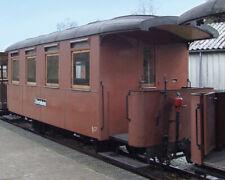 Liliput L 344361 H0e Perswg. ABi/s der Zillertalbahn, Betriebs-Nr. ABi 2, Ep.III