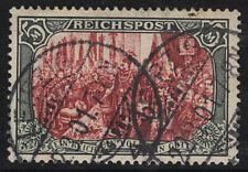 Germany Postage Stamp Cat #65e Used Sismondo Certificate