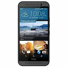 HTC One M9 32GB (GSM Unlocked) 5-inch 20MP Android Smartphone - Gunmetal Gray
