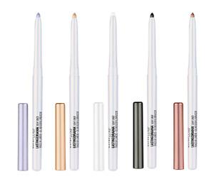 MAYBELLINE Master Drama Lightliner Eyeliner Pencil SEALED - various shades