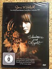 DVD Shadows And Light von Joni Mitchell (2010) Live at Santa Barbara 1979