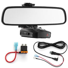 Mirror Mount Bracket + Direct Wire + ATO Add a Circuit for Cobra XRS ESD