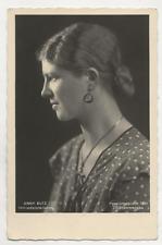 Sammeln & Seltenes 19788-1 Oberammergau Ansichtskarte Autogramm Willy Bierling Passionsspiele 1934