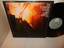 THE ELEVENTH HOUSE featuring LARRY CORYELL ASPECTS Brecker Brothers Sanborn LP