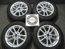 """2017 Ford Focus 16"""" Factory OE Wheels Tires Continental P215/55R16 2012-2018 #3"""
