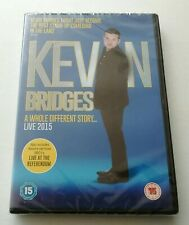 KEVIN BRIDGES DVD A Whole Different Story... : New & Sealed