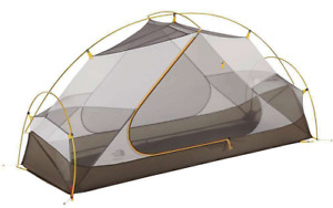 The North Face Triarch 1 Person 3 Season tent - Summit Gold/Weimaraner Brown