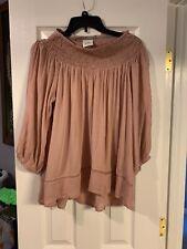 ladies blouses size large