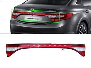Genuine OEM Rear Center Tail Light Lamp (Fits: HYUNDAI 2012-2017 Azera Grandeur)