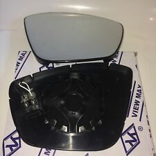 2012-17 Peugeot 208/508 Right Hand Drivers Side Heated Wing Door Mirror Glass