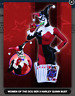 HARLEY QUINN BUST (WOMEN OF THE DCU SERIES 3) OF DC COMICS  (FACTORY SEALED,MIB)