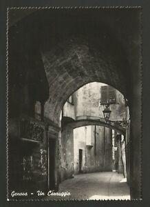 AD6360 Genoa - Città - Street Carruggio