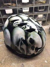 hardnutz Bmx/skateboard/scooter helmet- Medium