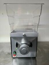 Olde Tyme Hampton Farms Pn2 Silver Stainless Nut Butter Grinder 2016 model
