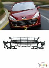PEUGEOT 307 2005 - 2007 NEW FRONT BUMPER CENTER GRILLE GRILL - 7414 NW