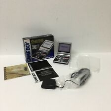 Gameboy Advance SP - Limited NES Edition - 100% Complete in Box w/ Org Packaging