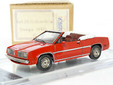 Hobby43 Esdo 1/43 1981 Oldsmobile Omega Convertible Resin Handmade Model Car Kit