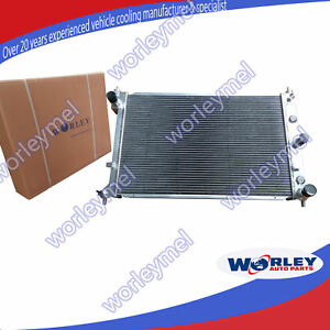 Aluminum Radiator BA BF Falcon XR6 XR8 Fairmont Turbo 10/02- 4/08 for Ford
