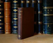 A Little Tour in France by Henry James (1885) Brown/Gilt Antique Copy