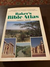 Baker's Bible Atlas By Charles F Pfeiffer