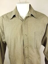 e796af3a Wrangler Twenty X Western Long Sleeve Button Up Shirt X Large